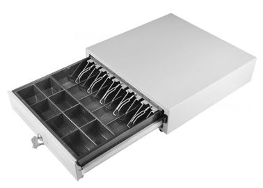 Trung Quốc Lockable Manual Cash Drawer Under Counter Customized Steel Construction 410M nhà máy sản xuất